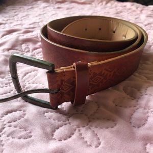 Cute brown belt